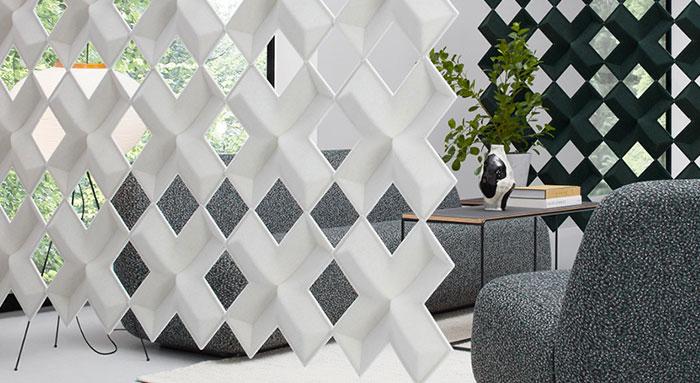 Unika Vaev Acoustics & Textiles | Look Reps Brand
